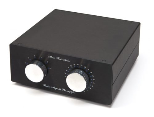 music first audio classic preamp up