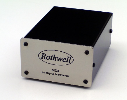 rothwell MCX step-up transformer