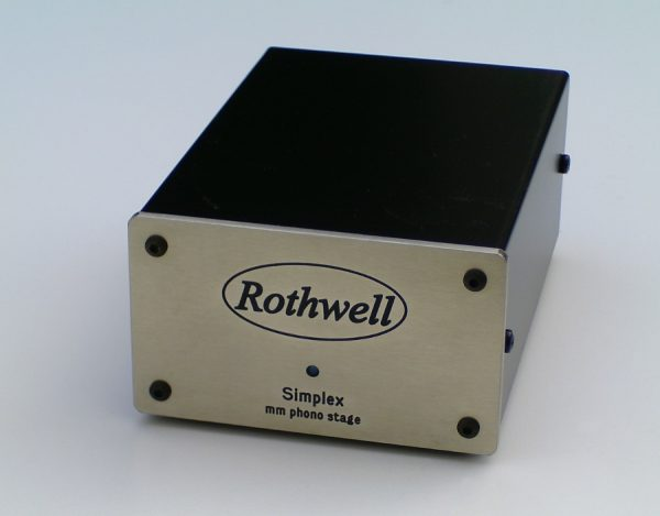 rothwell simplex mm phono stage