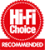 hifi choice recommended solus-evo3