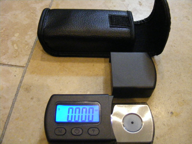 Audio Origami Digital Scale