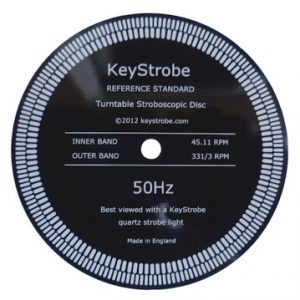 Keystrobe RS disc