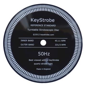 Keystrobe RS disc