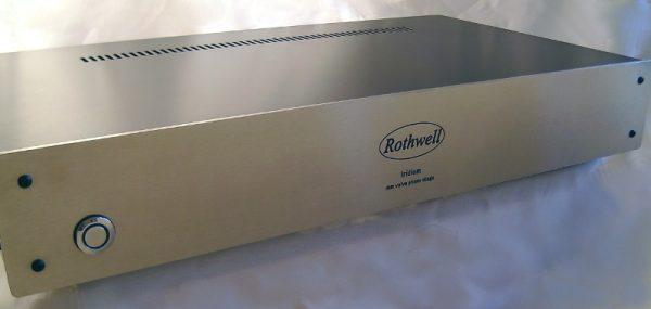 Rothwell Iridium Valve Phonostage