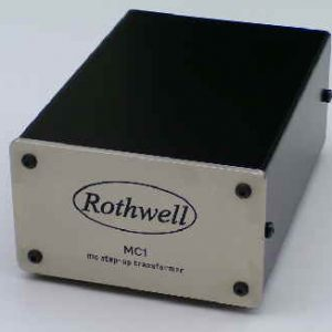 Rothwell MC1 MC Step-up Transformer