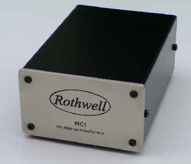 Rothwell MC1 MC Step-up Transformer