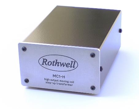Rothwell MC1H MC Step-up Transformer