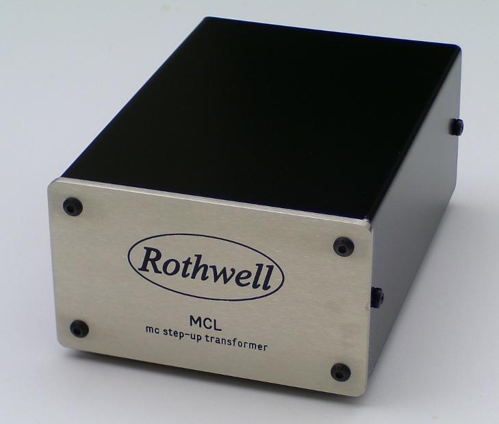 Rothwell MCL MC Step-up Transformer