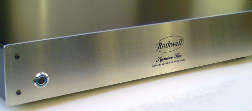 Rothwell Signature Two MC Phonostage