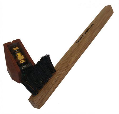Stylus Wood Brush