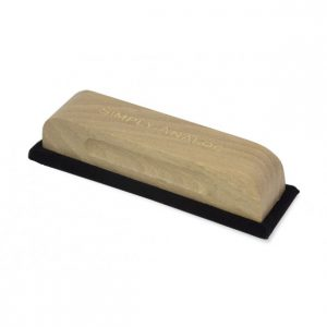 Simply Analog Oakwooden Velvet Brush