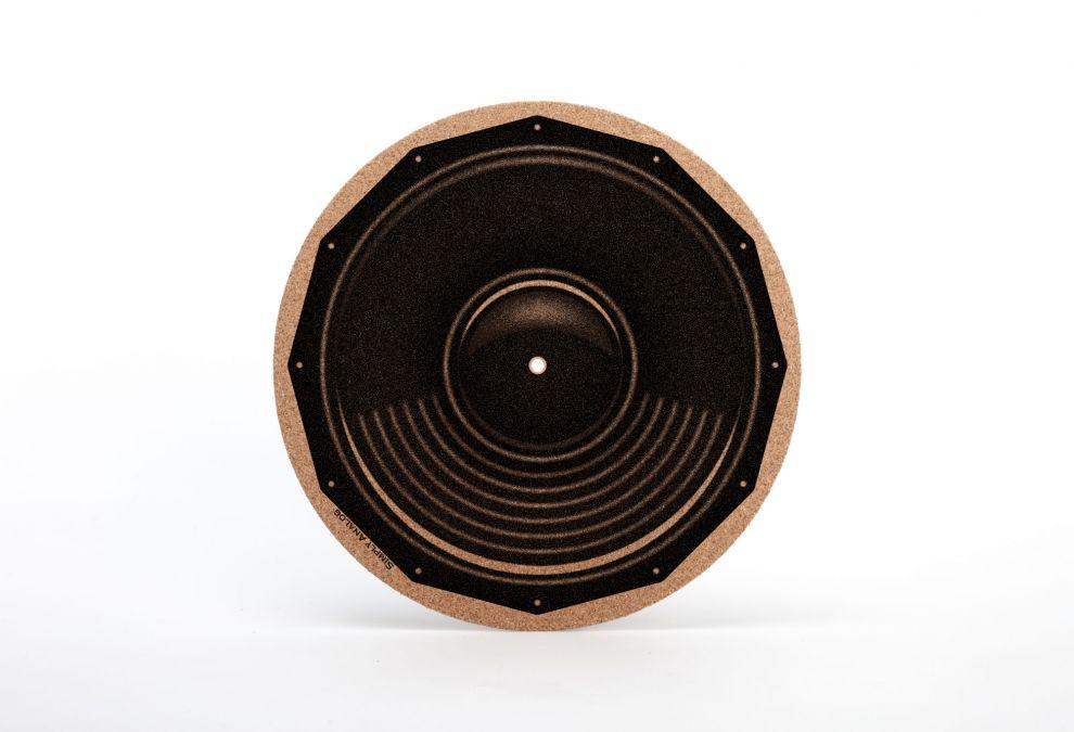 Corkmat Speaker
