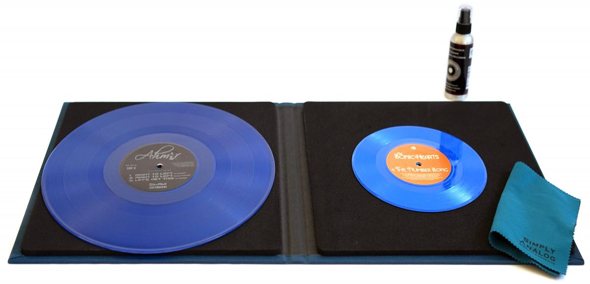 Vinyl Record Cleaning Work Mat