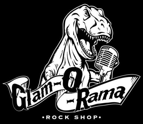 Glam-o-Rama Logo