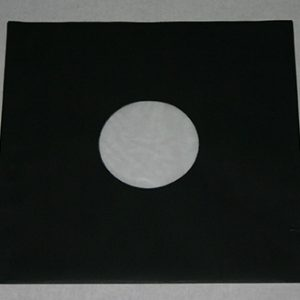 Simply Analog Inner Sleeves Black