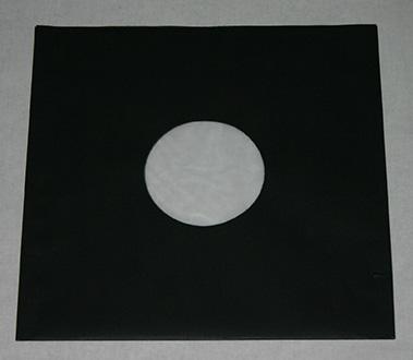 Simply Analog Inner Sleeves Black